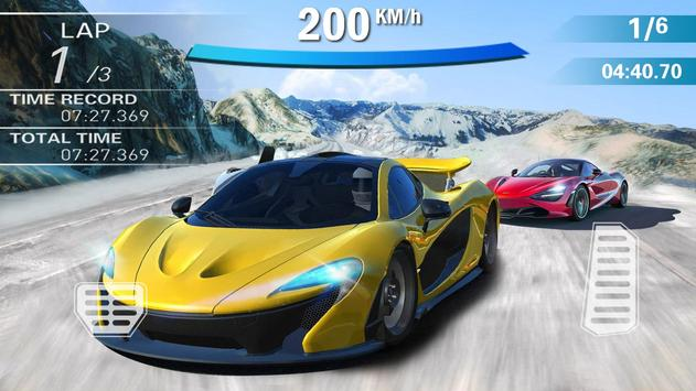 Crazy Racing Car 3D ScreenShot3
