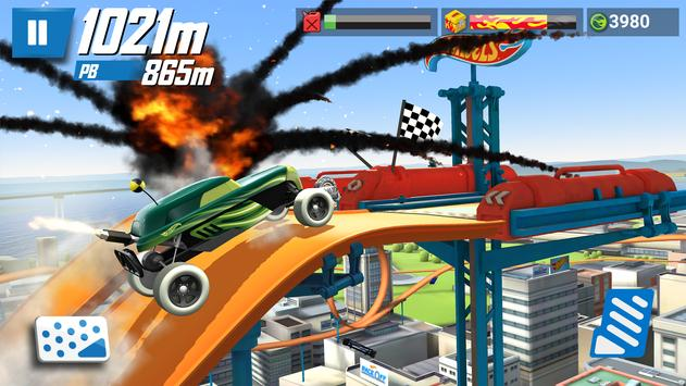 Hot Wheels: Race Off ScreenShot3