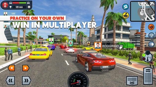 Car Driving School Simulator ScreenShot3