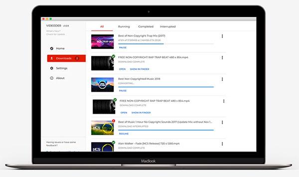 videoder for mac