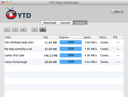 Youtube Converter and Downloader for MAC